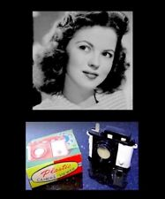 Shirley Temple 1950s Photo Hollywood Movie Star Mini Camera Viewer Hong Kong COA