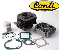 Kit CONTI Haut-moteur Cylindre + Culasse Piston joints Booster BWS Stunt 50