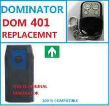 ADS ADVANCED DOOR SYSTEMS DOMINATOR 304MHz GARAGE DOOR REMOTE CONTROL OPENER
