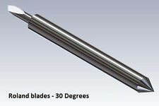 30° Blade for Roland Cutter Cemented Carbide