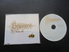 Beyoncé/Deja vu 1-Track Promo/MCD