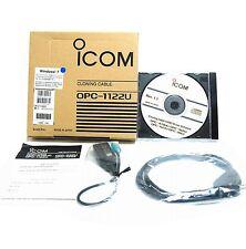 NEW ICOM OPC-1122U USB Cable for IC-F110 IC-F210 IC-F510 IC-F610 IC-F121 IC-F221