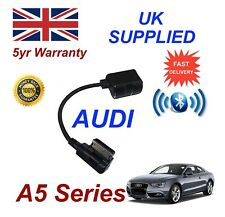 para AUDI A5 Música Bluetooth Streaming Módulo Samsung Motorola Amazon iPhone