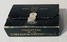 Boîte à Cigarettes de la Compagnie Continentale / Marque déposée DGA