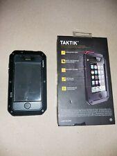 Lunatik TAKTIK Case for Apple iPhone 4 4S Black FREE.