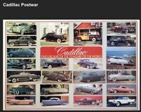 Own It! Chevrolet Chevelle History From its Original Printings Car Poster