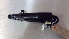 11923 B6H 09-13 mazda 3 bl TS2 ns passagers côté avant extérieur poignée de porte noir