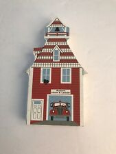 "1999 The Cat's Meow ""Auburn Hook Ladder Company Firehouse"" California Gold Rush"