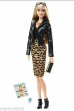 The Barbie LOOK Model Doll Urban Jungle Black Label DGY07 New