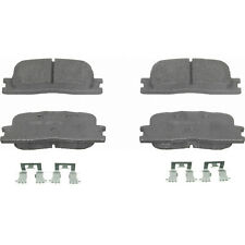 Disc Brake Pad Set-QuickStop Disc Brake Pad Rear Wagner ZX835