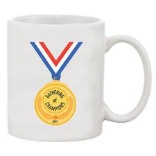 2019 Gathering of Champions All Star White Coffee 11 Oz Mug