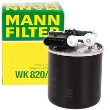 MANN-FILTER KRAFTSTOFFFILTER DIESELFILTER MERCEDES BENZ W204 W205 W212 W221 W222
