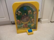 Peanuts Gang Vintage 1978 Snoopy Pound A Ball Large Pinball Style Arcade Game