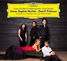 AnneSophie Mutter - Schubert Trout Quintet [CD]