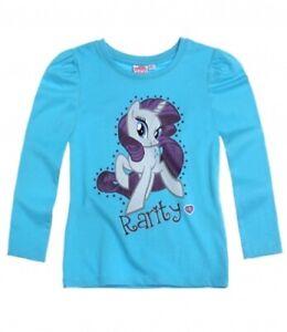 Langarmshirt für Mädchen mit süßem My Littli Pony Motiv