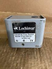 Lochinvar Industrial Flow Switch Ifs01Bn-S1 Wtr2140 Used
