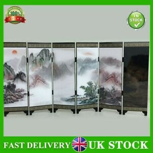 Room Divider Wall Partition Bedroom Separator Area Privacy Screen Decoration