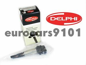 New! BMW X3 Delphi Direct Ignition Coil GN10572-12B1 12137575010