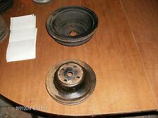 gm14023148,gm351680AA,76-81 CAMARO,water pump pulley,crankshaft pulley,sbc,350