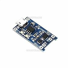 2Pcs 5V Micro Usb 1A 18650 Charging Board Lithium Battery Charger Module New I M