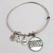 Alex and Ani Bracelet University of Connecticut (UCONN) Logo AS12UCT01RS 2012