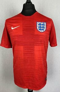 England Nike 2018/2019 Away Football Shirt Men's Size M Soccer Jersey