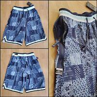 Nike DNA Basketball Shorts Dri-Fit Men's Size Medium Tall Royal Blue CK6347-457