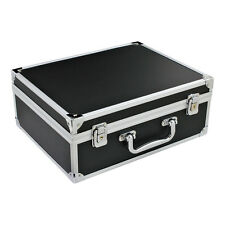 NEW Professional Aluminum Tattoo Kit Case Carry Storage Supply Potable Lock Key