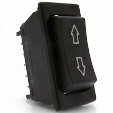 Illuminated 3 Position Rocker Switch with Arrows AutoLoc AUTSW2 custom muscle