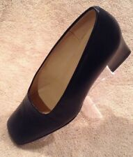 414d6aa99c6492 Black Enzo Angiolini Womens Pumps Heels Shoes Size 6 Leather Excellent  Condition