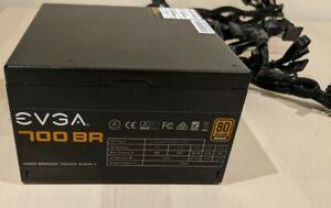 700W EVGA 700 BR, Fully Wired, 80PLUS Bronze, Single Rail, 58.3A, 120mm Fan, ATX