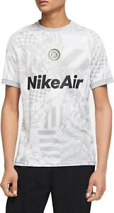Nike Air Football Club Dri Fit Soccer Jersey Move To Zero Mens Sz L Recycled NWT