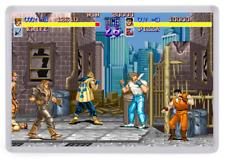 Final Fight Arcade Fridge Magnet. Guy and Cody