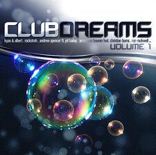 CD Clubdreams Volumen 1 de Various Artists 2CDs
