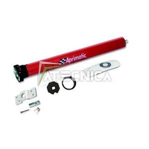 Moteur de volets Aprimatic 10 Nm 20 Kg Wireless + centrale + télécommande