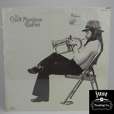 Chuck Mangione Quartet – The Chuck Mangione Quartet 1972 Original lp SRM 1 631