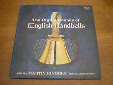 MARTIN RINGERS - THE DIGITAL SOUNDS OF ENGLISH HANDBELLS = GOLDEN CREST CRS 4196