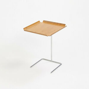 1x Early 1950s George Nelson & Associates Herman Miller 4950 Tray Side Table