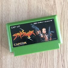 Dead Fox Famicom NES en Loose Nintendo Capcom
