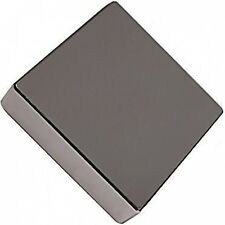 "2"" x 2"" x 1/2"" Block - Neodymium Rare Earth Magnet, Grade N48"