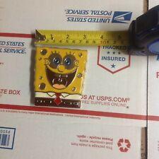 Vintage Spongebob Square Pants Belt Buckle