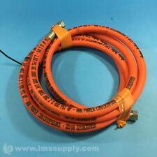 Parker 518C-6 Non-Conductive Thermoplastic Hose FNIP