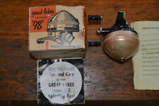 Vintage Great Lake Holiday 98 Spinning Reel In Box