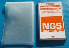 FORD NGS NEW GENERATION STAR TESTER PCMIA ORANGE DIAGNOSTIC 2005 later NON CAN
