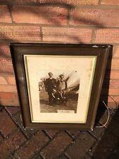 More details for original edwardian vintage  boys brigade skegness 1910 framed b/w picture n32