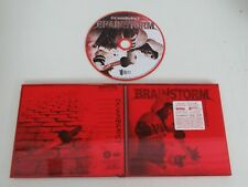 BRAINSTORM/DOWNBURST(METAL BLADE 3984-14659-2) CD ALBUM