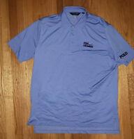 Mens Polo Ralph Lauren Golf Moisture Managment Polo Shirt Size XL X-Large