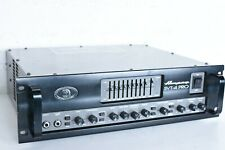 Ampeg SVT-4PRO Tube Preamp, Solid State Power Bass Amp SVT 4