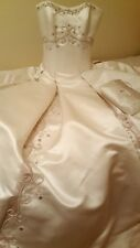 Maggie Sottero Wedding Gown VINCENZA NEW With Tags size 10 12 14