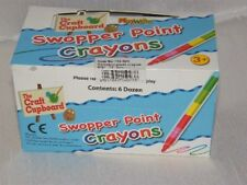 Swopper cuccette Punto Pastelli BOX COMPLETO 72 COLORI modificabile in un Penna-swoppable